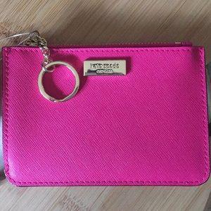 Kate Spade Bitsy Laurel Way Zip Wallet Hot Pink